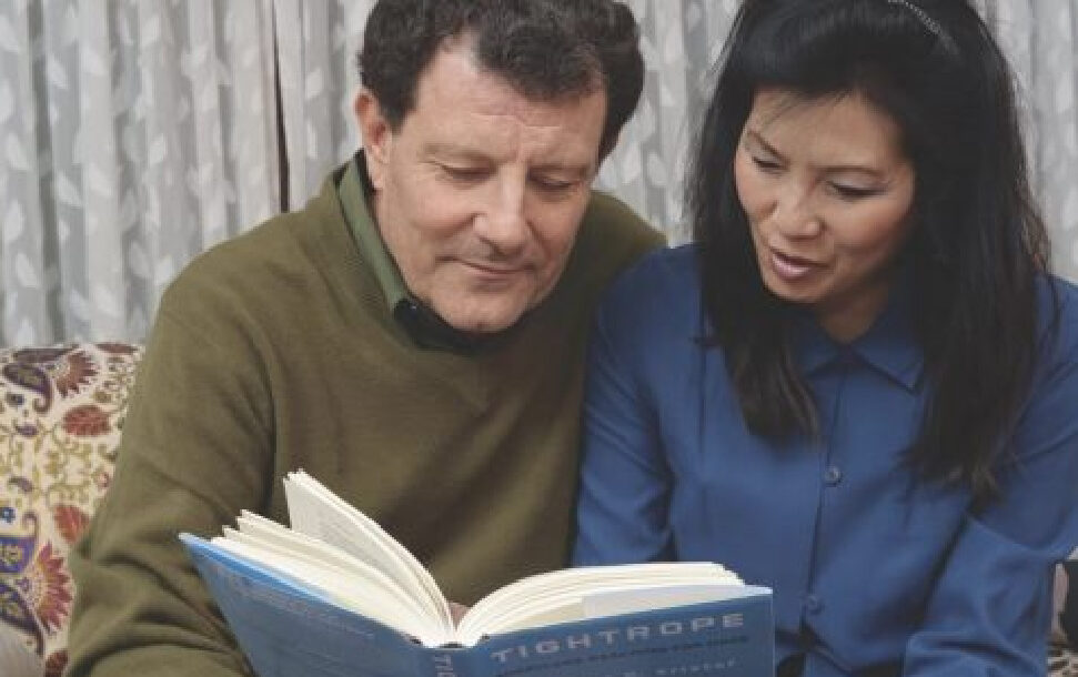 First Amendment Rights: A Conversation with Nicholas Kristof and Sheryl WuDunn